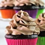 gluten free mexican chocolate cupcakes