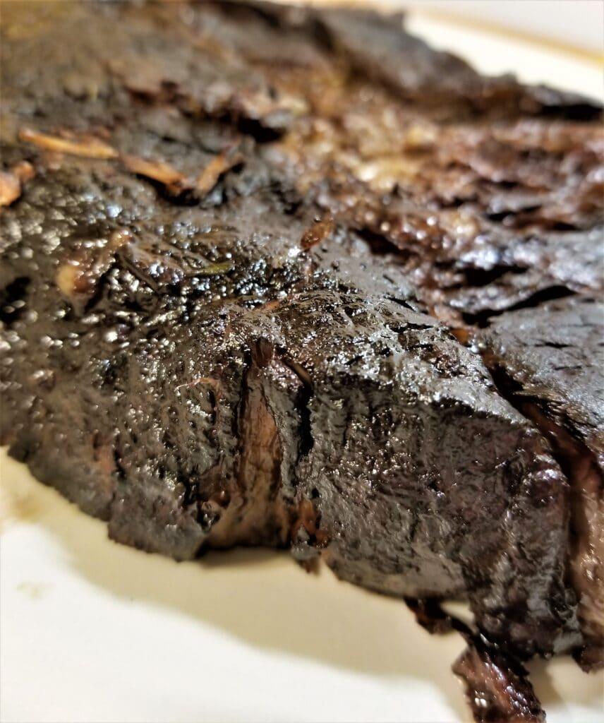 red wine braised pot roast