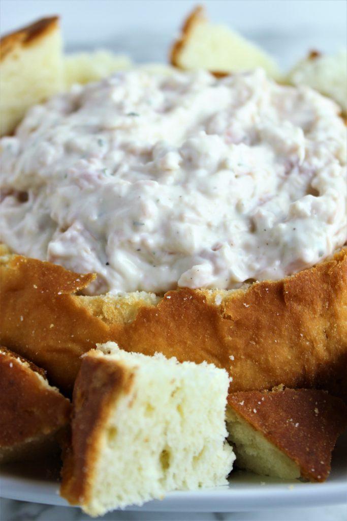 gluten free Hawaiian round bread