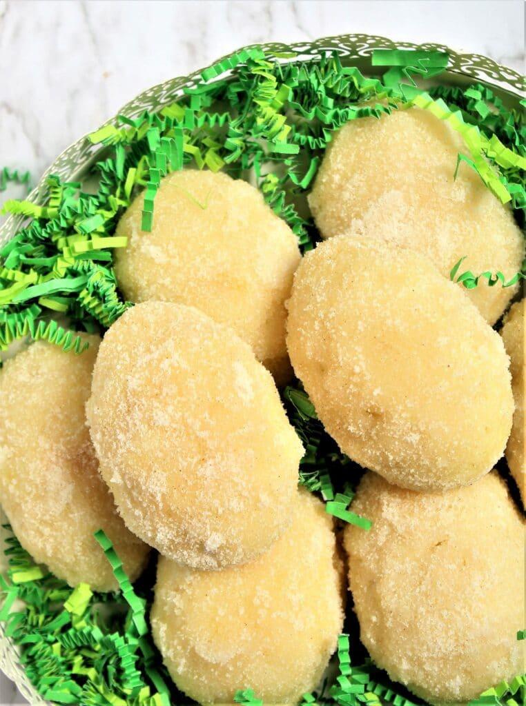 gluten free golden eggs