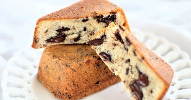 Gluten Free Chocolate Chunk Cookie Cakes