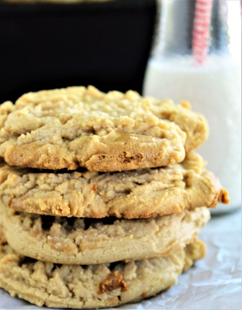 ultimate gluten free peanut butter cookies