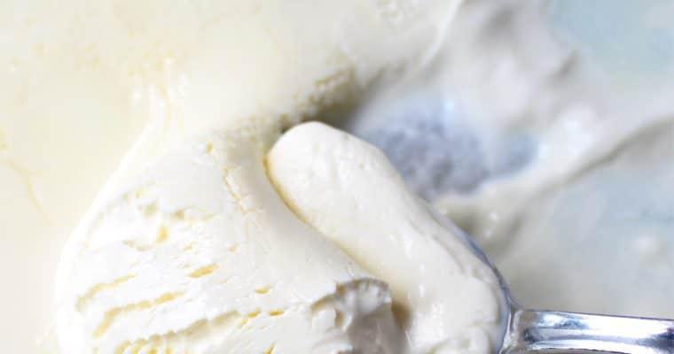 Homemade Clotted Cream