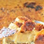 gluten free pumpkin spice creme brulee