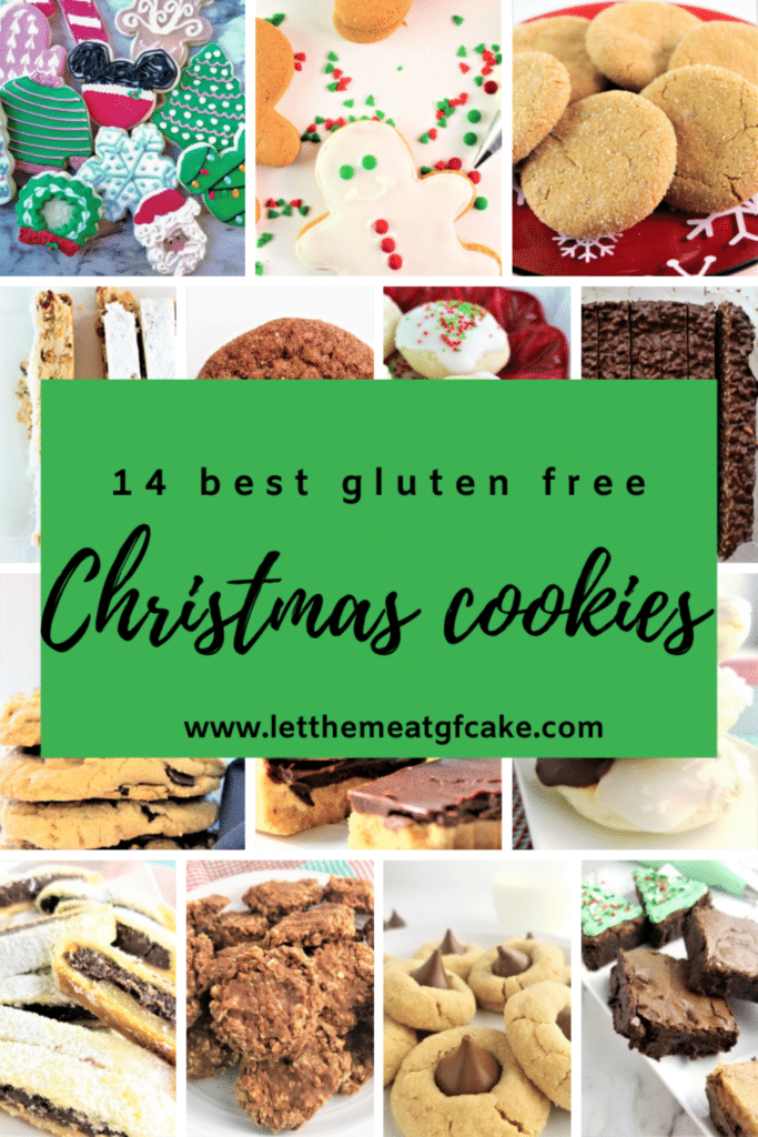 14 best gluten free christmas cookies