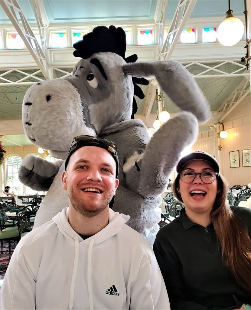 eeyore with jimmy and sissy