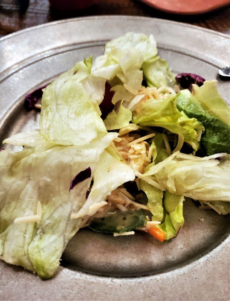 salad at hoop dee doo