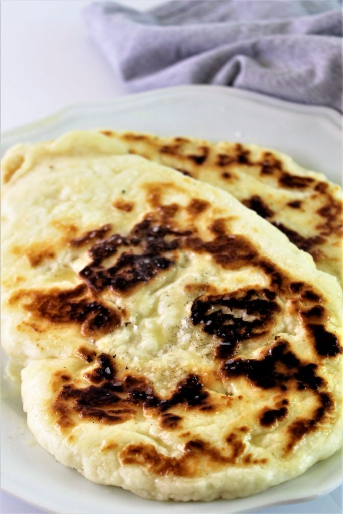 gluten free yeast free naan bread