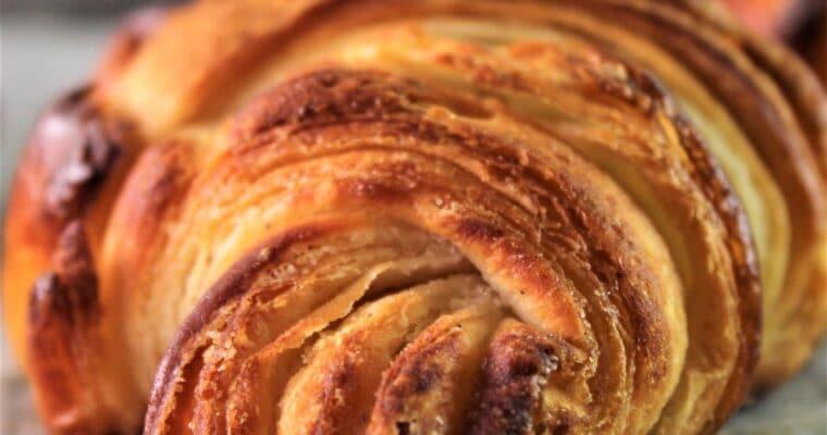 New & Improved Gluten Free Croissants!