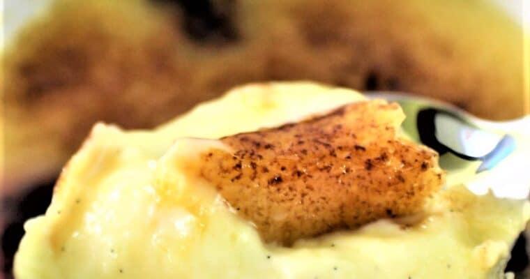 Easiest Ever Crème Brûlée