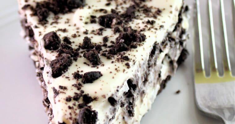 Gluten Free White Chocolate Torte (Only 3 Ingredients)