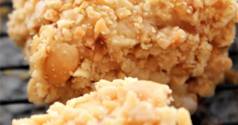 Gluten Free Peanut Squares