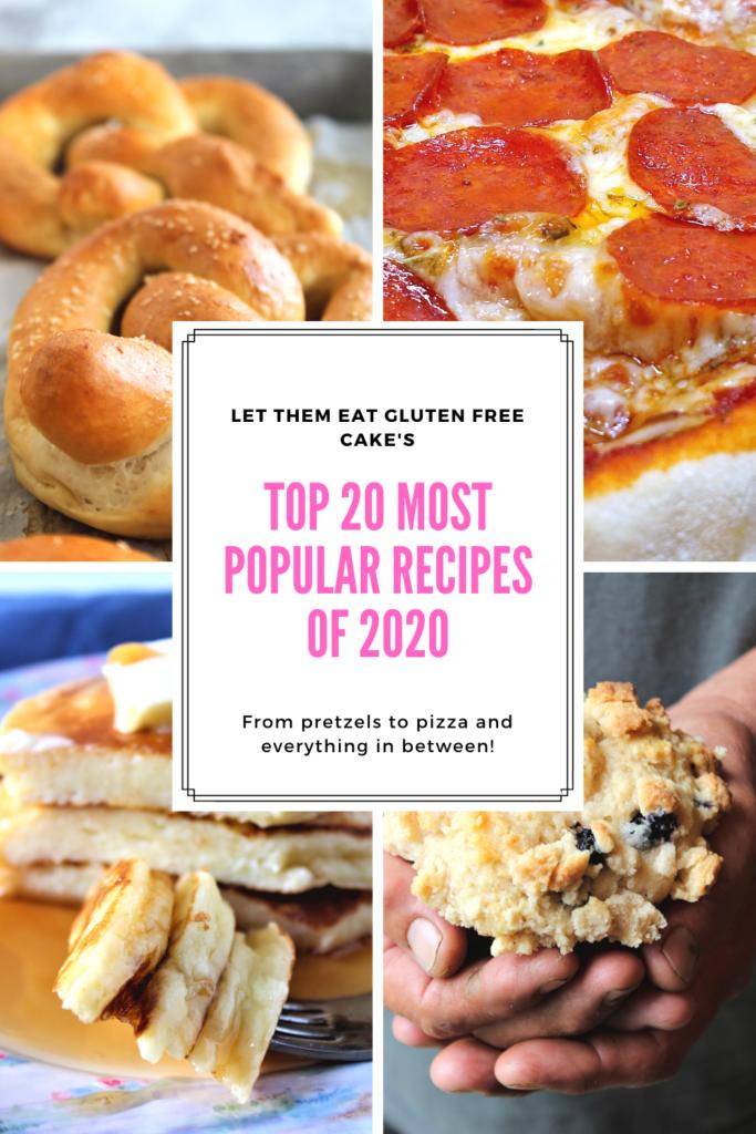 top 20 most popular recipes of 2020
