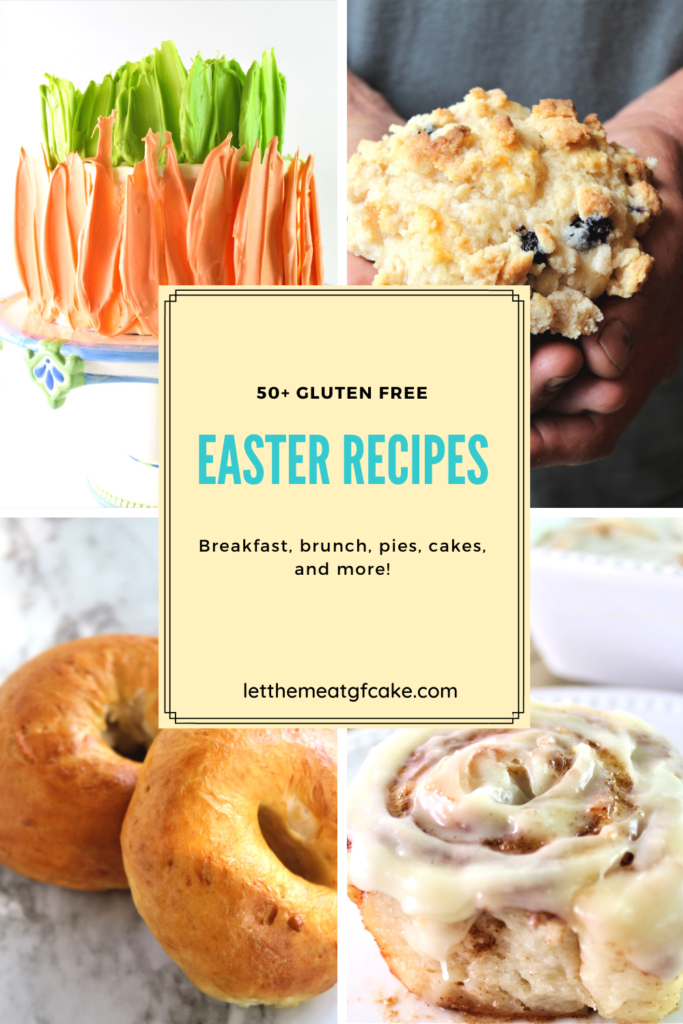 50+ gluten free easter recipes
