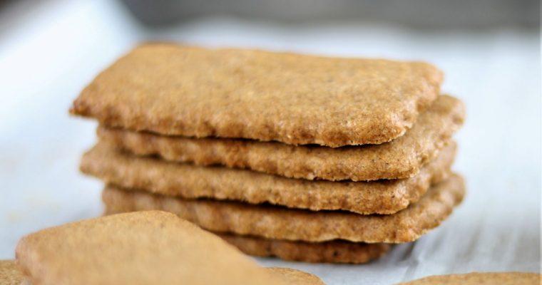 Gluten Free Biscoff Style Cookies