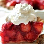 whole easy gluten free strawberry pie