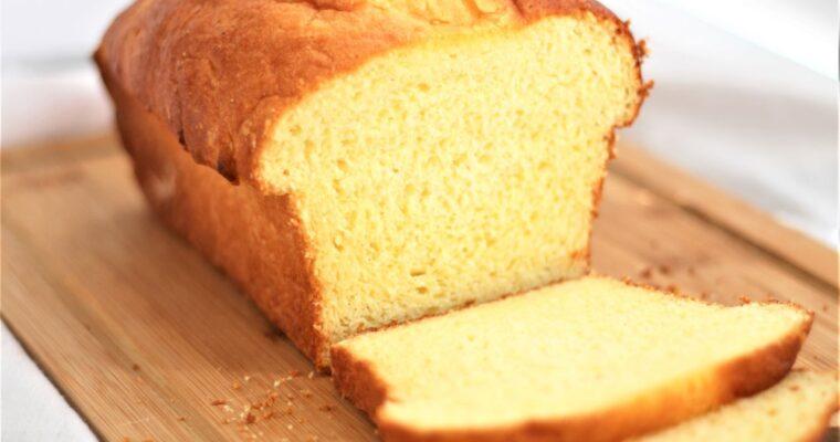Soft and Buttery Gluten Free Brioche