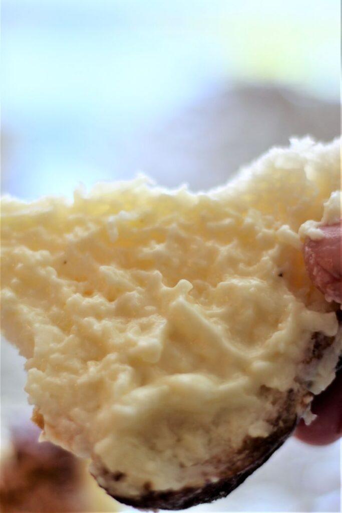 slice of cheesy bread