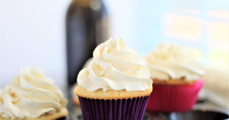 Perfect Gluten Free Vanilla Cupcakes